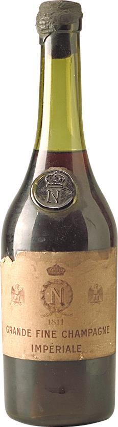 Cognac 1811 Napoléon Grande Fine Champagne Imperiale (3194)