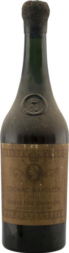 Cognac 1811 Napoléon, button N (3197)