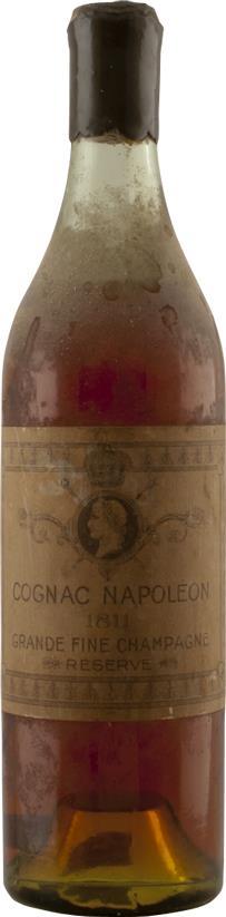 Cognac 1811 Napoléon, Réserve, Grande Fine Champagne (3202)