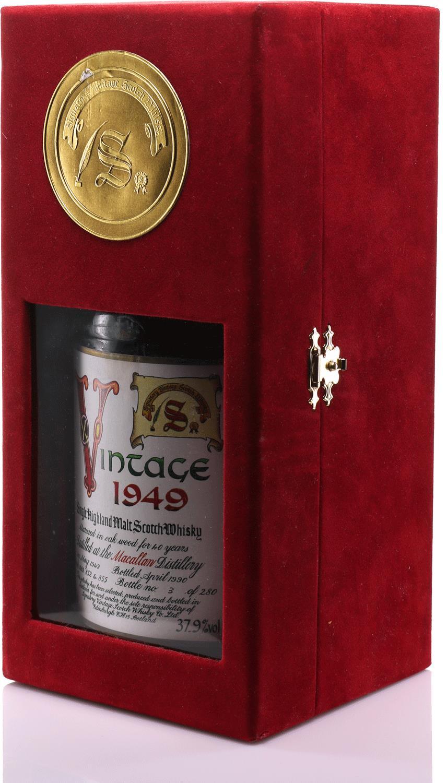 Whisky 1949 Macallan Signatory
