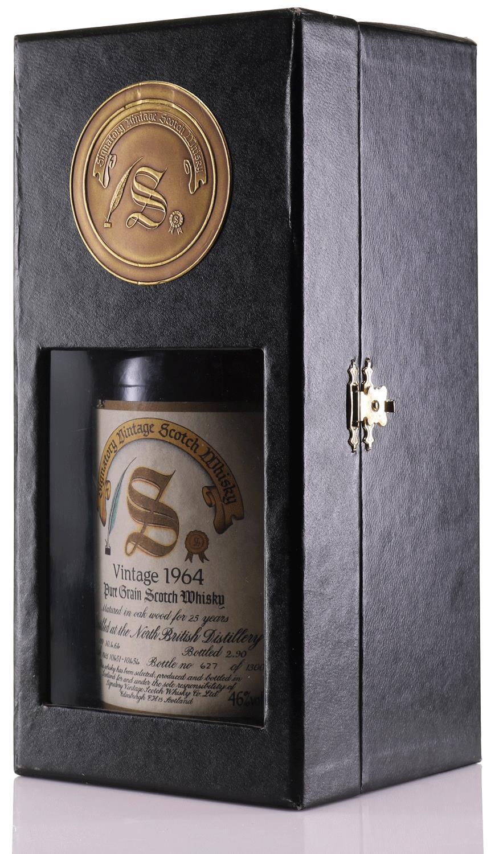 Whisky 1964 North British Signatory