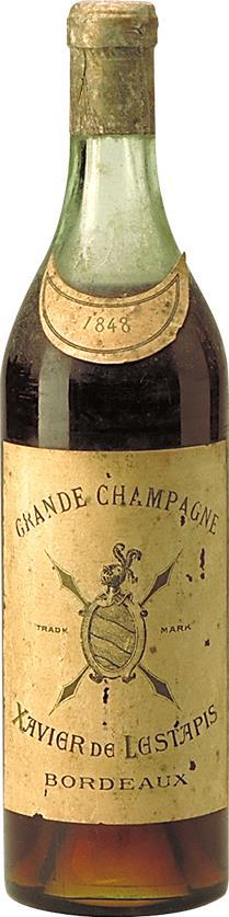 Cognac 1848 Xavier de l'Estapis (3240)