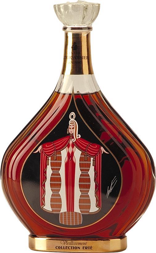 Cognac Courvoisier Erté Collection No.4 Vieillissement (25807)