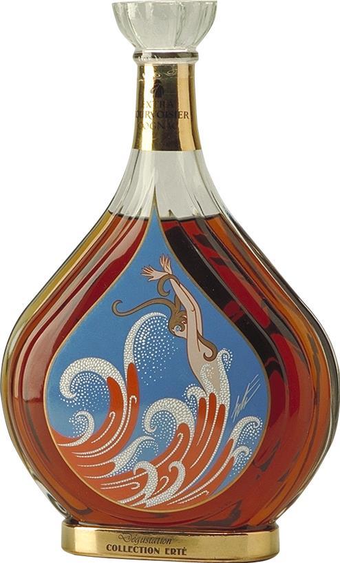 Cognac Courvoisier Erté Collection No.5 Dégustation