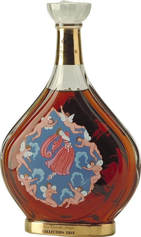 Cognac Courvoisier Erté Collection No.7 La Part des Anges (25838)
