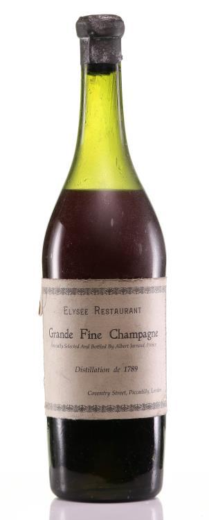 Cognac 1789 Elysée Restaurant