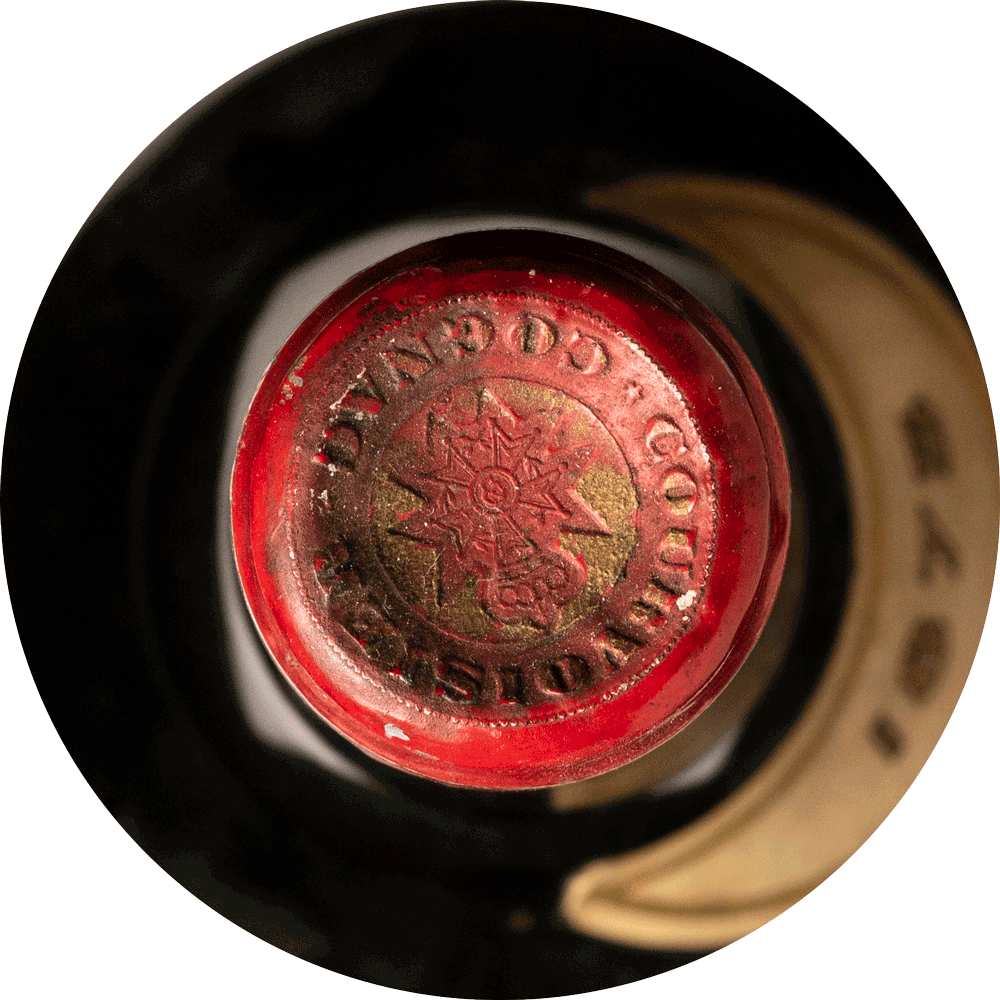 Cognac 1875 Courvoisier