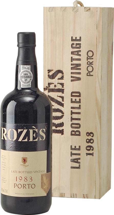 Port 1983 Rozès (3274)