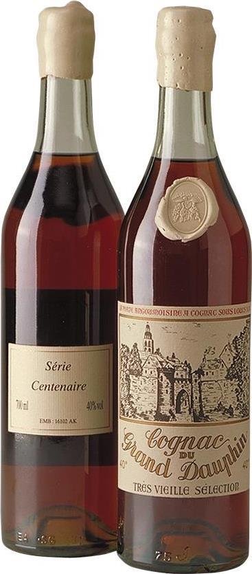 Cognac Grand Dauphin Centenaire Très Vieille (27866)