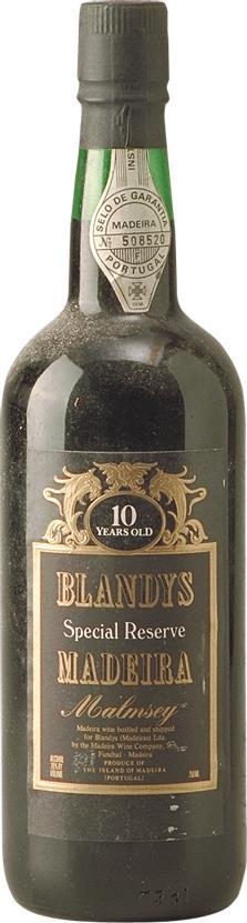 Madeira NV Blandys 10 Years (3298)