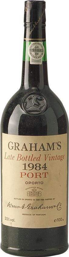 Port 1984 Graham W. & J. (3302)
