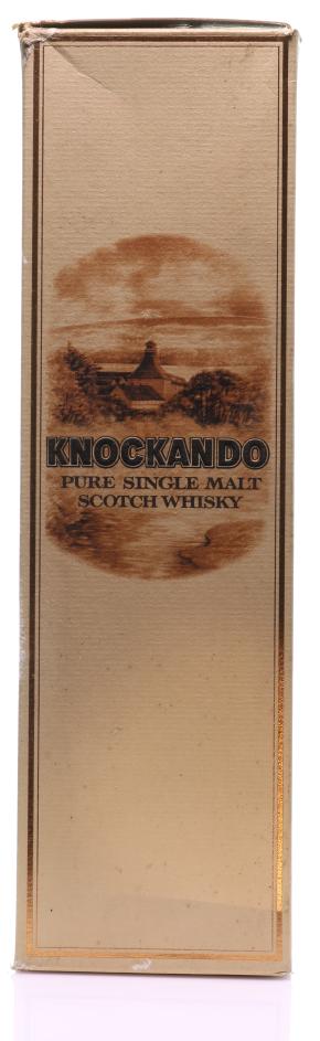 Whisky 1977 Knockando
