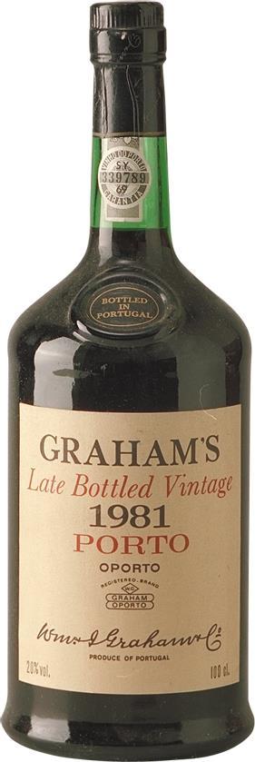 Port 1981 Graham W. & J. (3307)