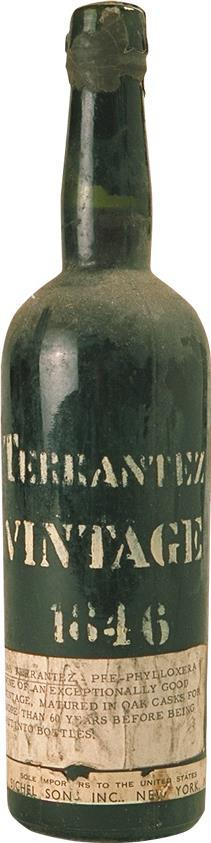 Madeira 1846 Avery & Co Terrantez