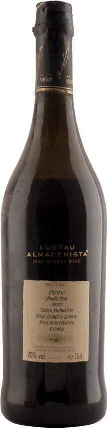 Sherry 1918 Lustau Almacenista (3314)