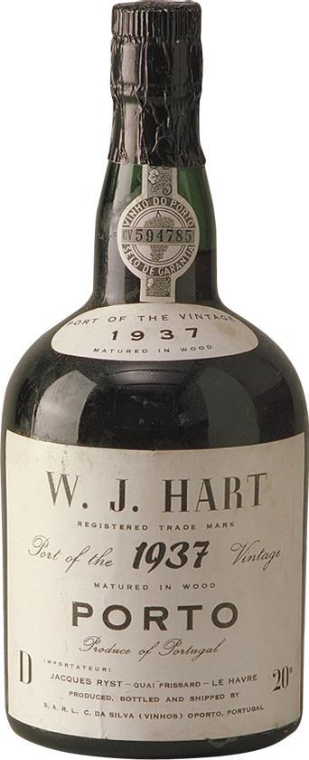 Port 1937 Hart W.J. (3346)
