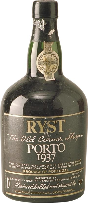 Port 1937 Ryst, The Old Corner Shop (3347)