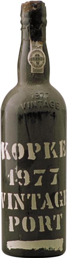 Port 1977 Kopke, Vintage Port (3388)