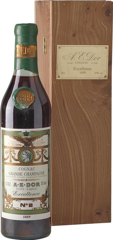 Cognac 1889 A.E. DOR No. 2, Excellence (3448)