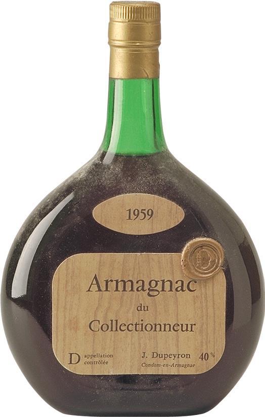 Armagnac 1959 Dupeyron J. (3496)