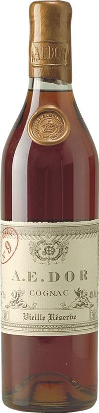 Cognac A.E. DOR Vieille Réserve No. 9 (3507)