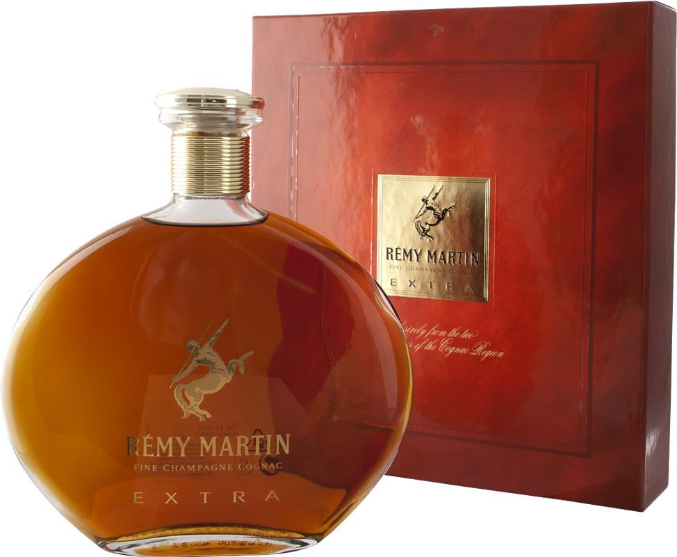 Cognac Rémy Martin Extra (3511)