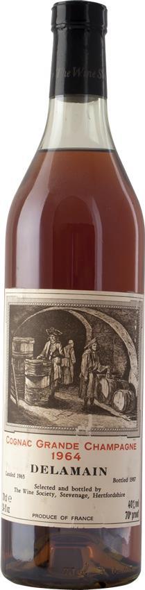 Cognac 1964 Delamain (3516)