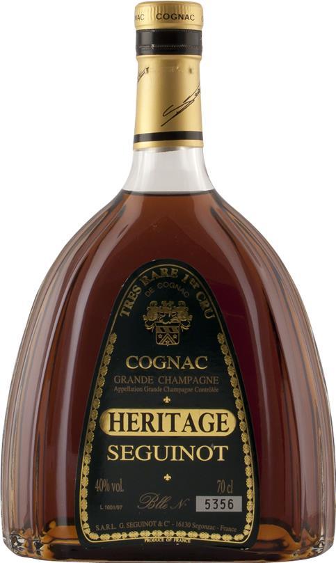 Cognac Séguinot P., Grande Champagne (3534)