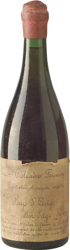Calvados 1930 Fermier (3549)