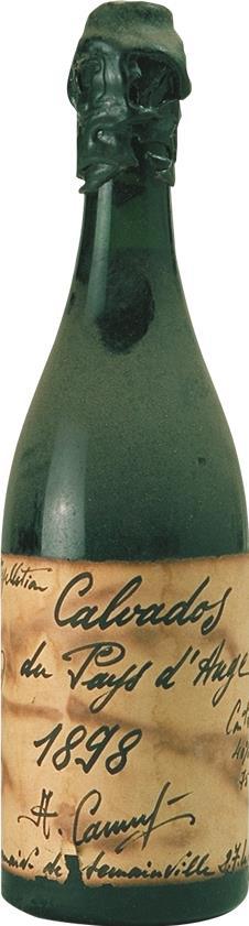 Calvados 1898 Camut (3551)