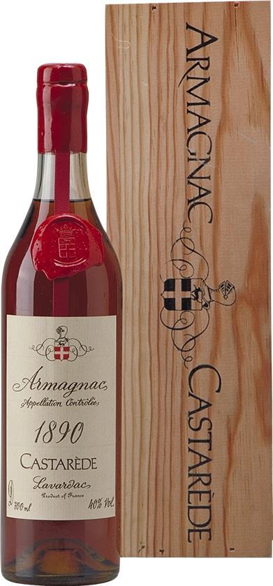 Armagnac 1890 Castarède (3649)