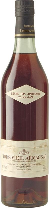 Armagnac NV Larressingle, Très Vieil (3657)