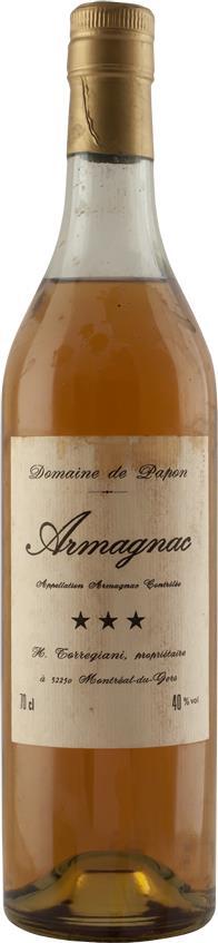 Armagnac NV Domaine de Papon (3666)