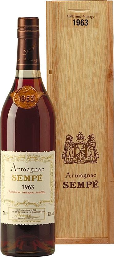 Armagnac 1963 Sempé (16858)