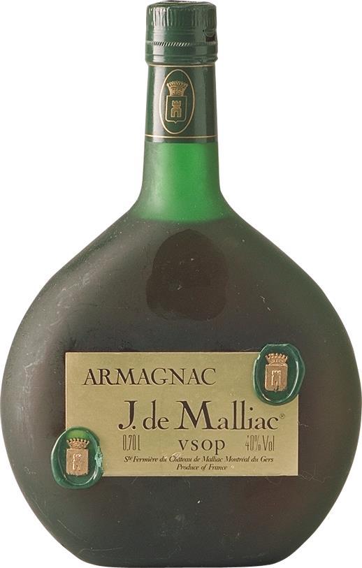 Armagnac NV Malliac (3720)