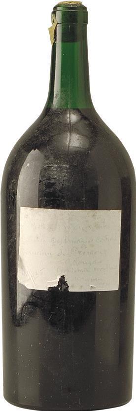 Armagnac 1940 Domaine de Cremens (1249)