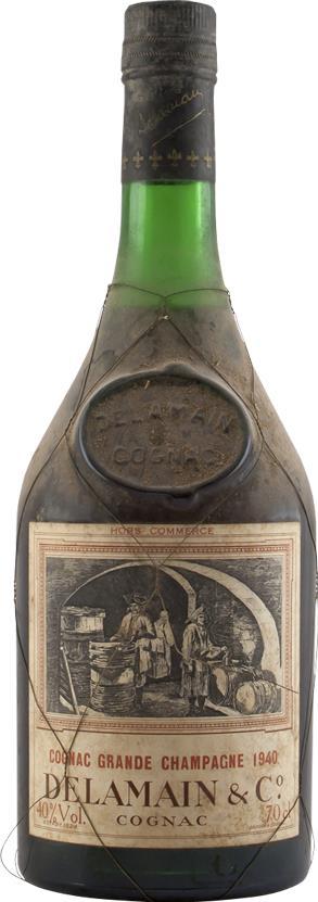 Cognac 1940 Delamain (3727)