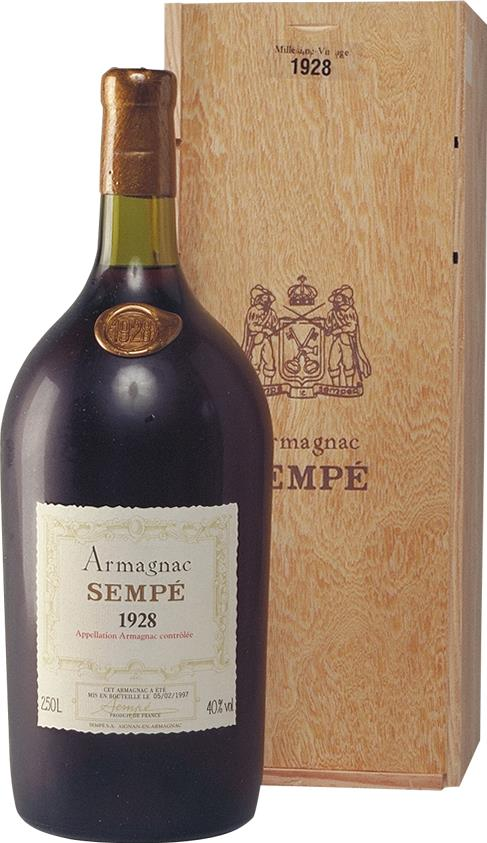 Armagnac 1928 Sempé 2.5L (3737)