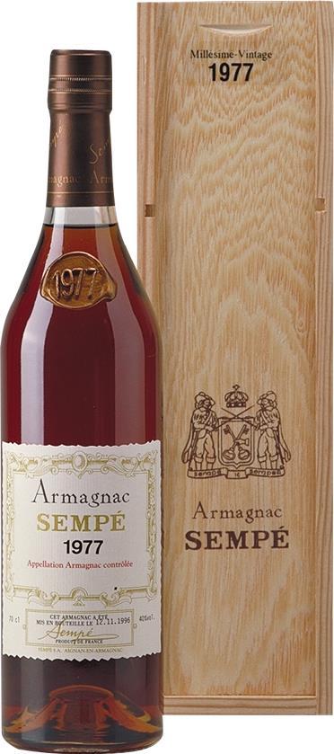 Armagnac 1977 Sempé