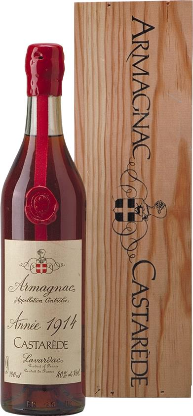 Armagnac 1914 Castarède (3806)
