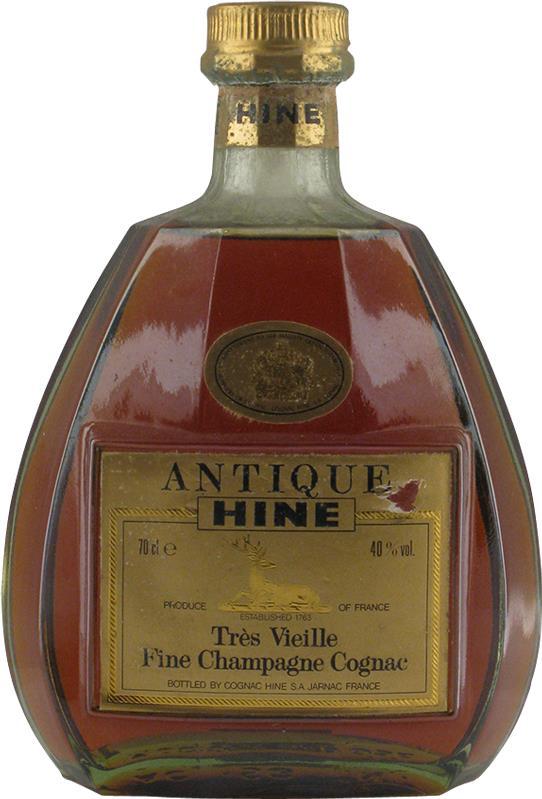 Cognac Hine & Co T. Antique (3832)