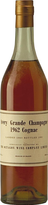 Cognac 1962 Avery & Co (3862)