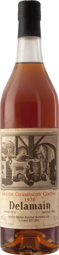 Cognac 1970 Delamain (3888)