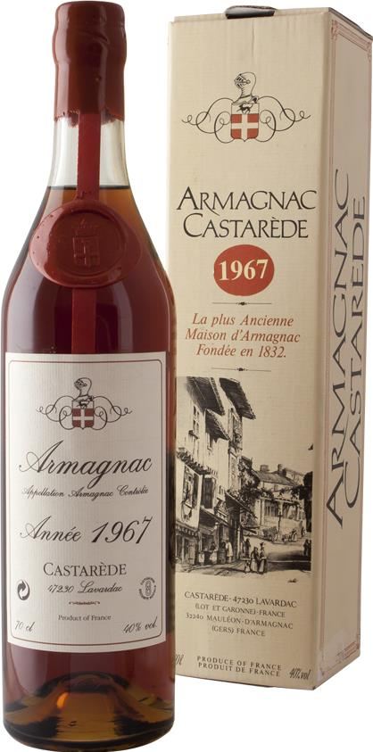 Armagnac 1967 Castarède