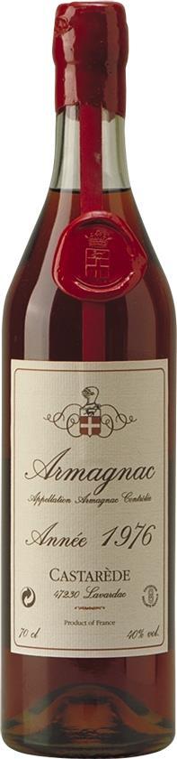 Armagnac 1976 Castarède (3982)