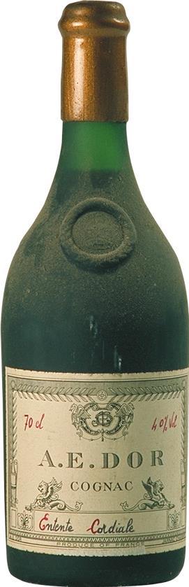 Cognac 1904 A.E. DOR Entente Cordiale (4033)
