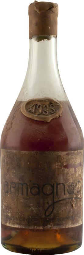 Armagnac 1933 Peuchet & Co (4041)