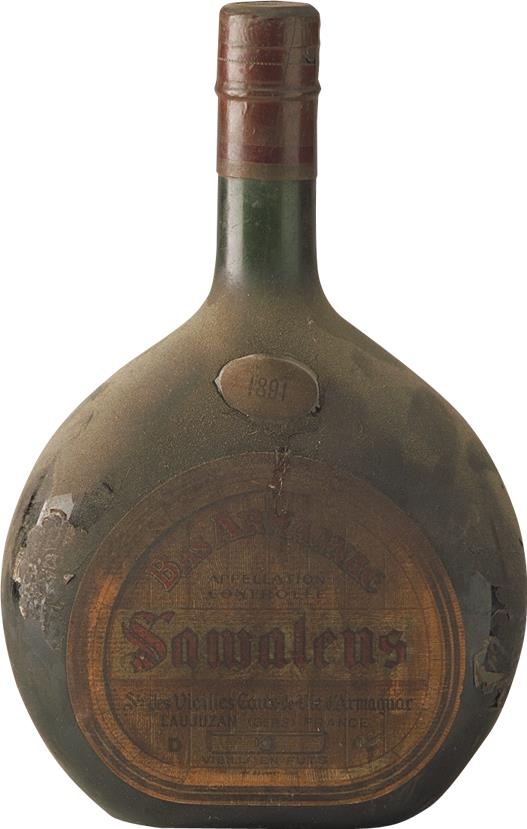 Armagnac 1891 Samalens (20115)