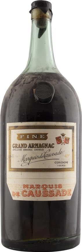 Armagnac 1930 Marquis de Caussade (4074)