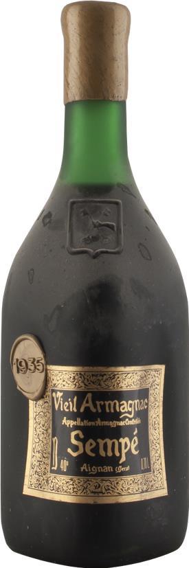 Armagnac 1935 Sempé (4085)